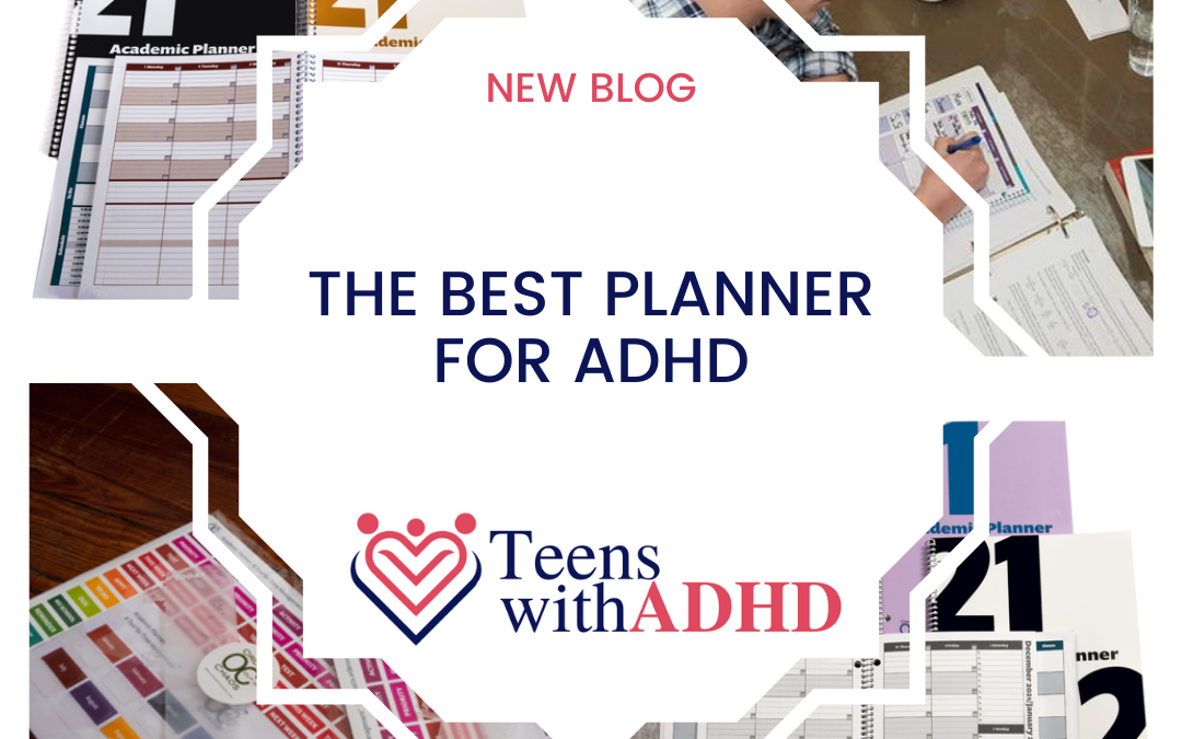 The Best Planner for ADHD