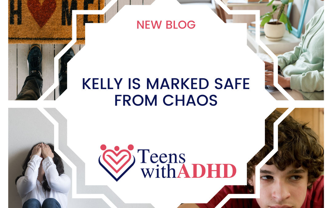 Kelly is Marked SAFE from Chaos