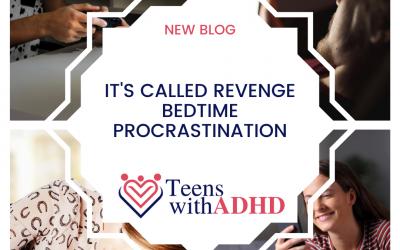 It's Called Revenge Bedtime Procrastination