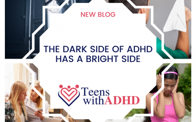 The Dark Side of ADHD Has a Bright Side